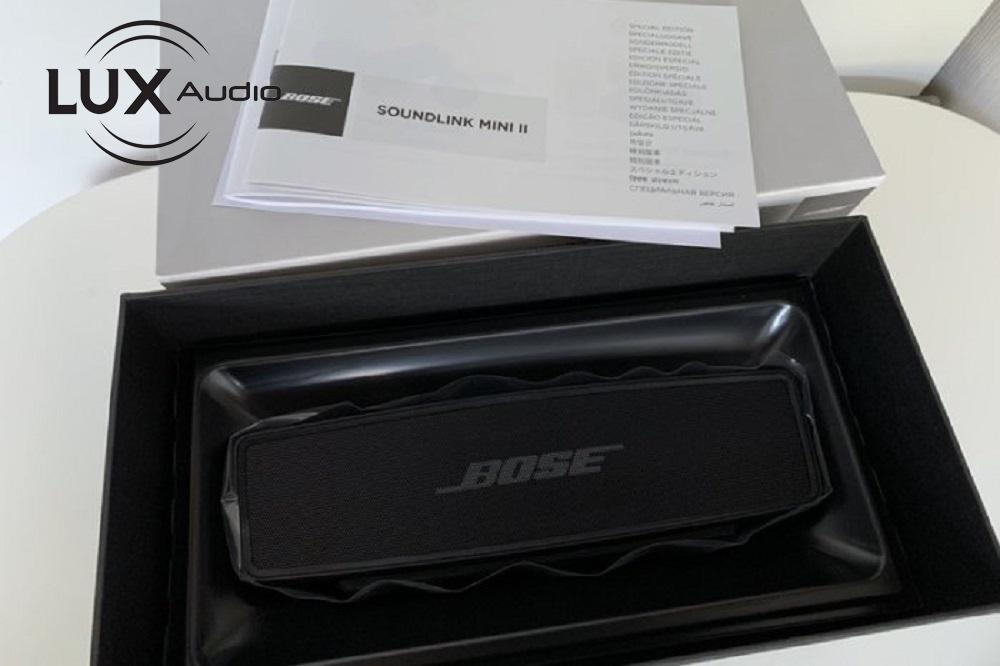 LOA BOSE SOUNDLINK MINI II SPECIAL EDITION