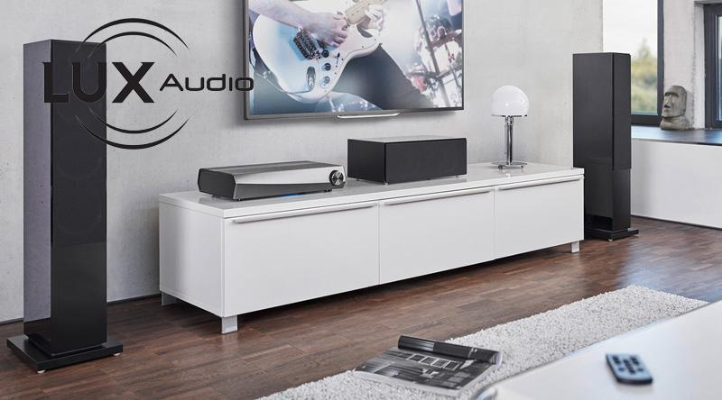 AMPLY DENON HEOS AVR LUXAUDIO