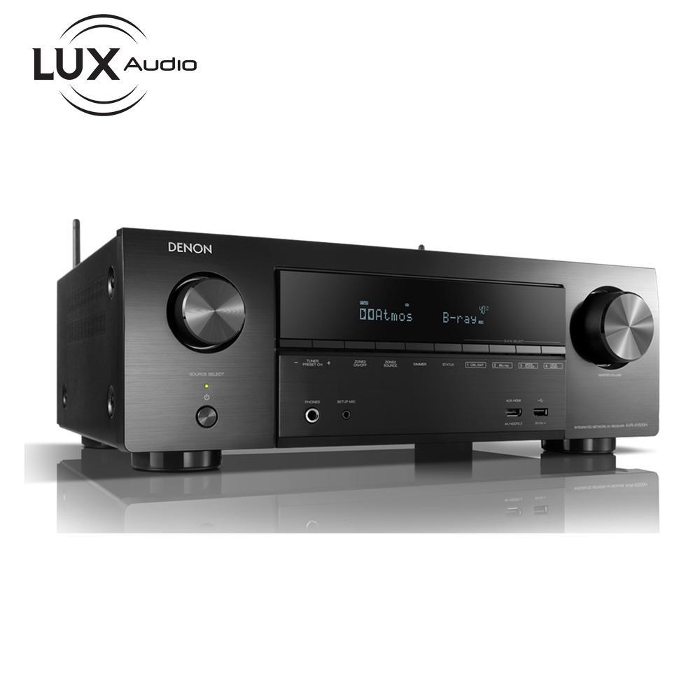 AMPLY DENON AVR X1500H