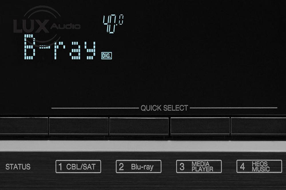 AMPLY DENON AVR-X1600H 31