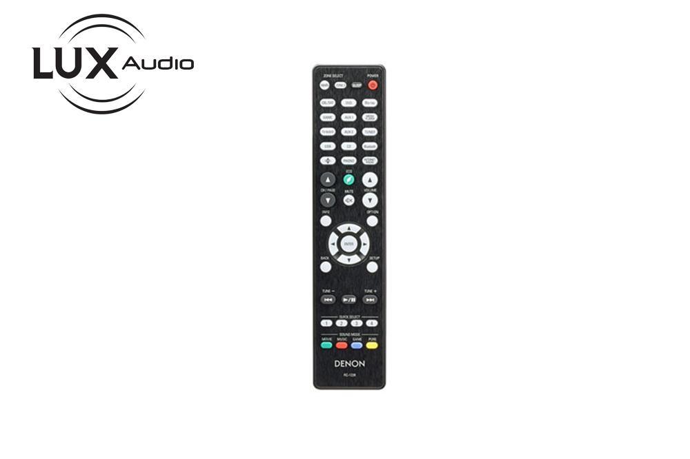 AMPLY DENON AVR-X1600H 36