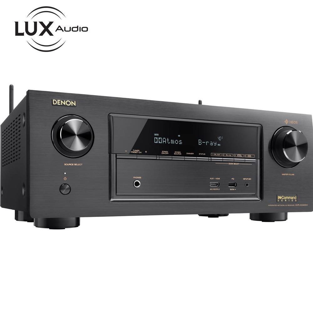 AMPLY DENON AVR-X2600H