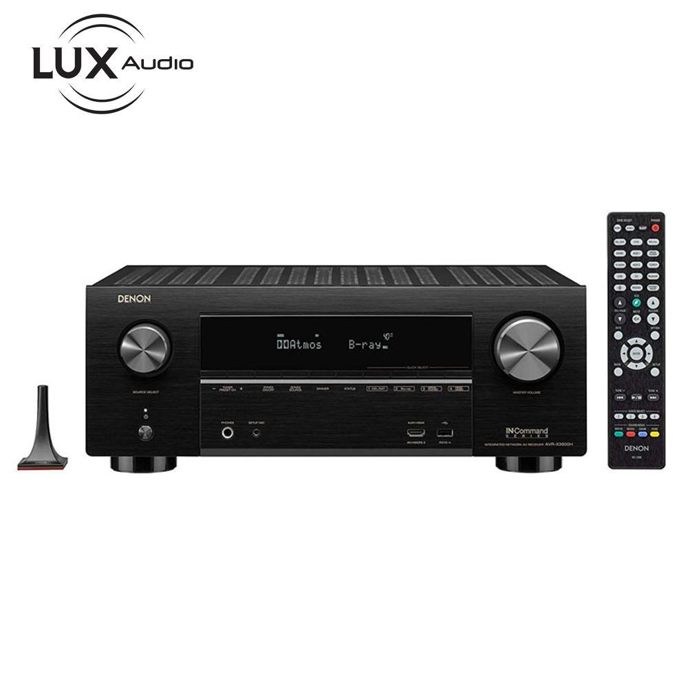 AMPLY DENON AVR-X3600H
