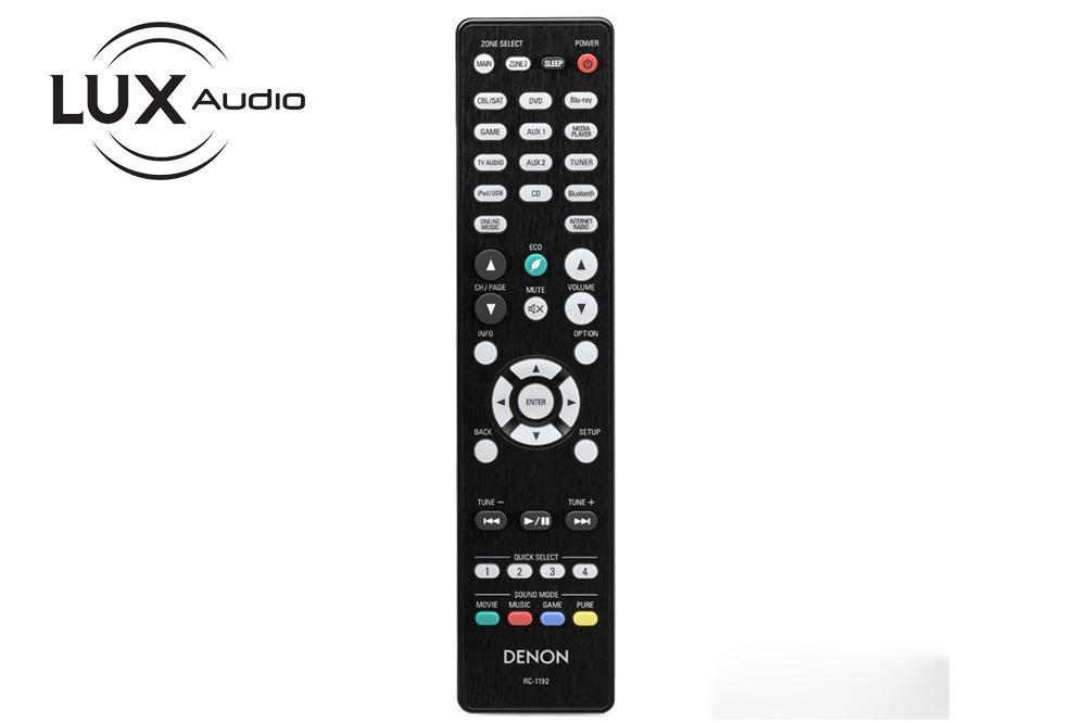 AMPLY DENON AVR X4500H