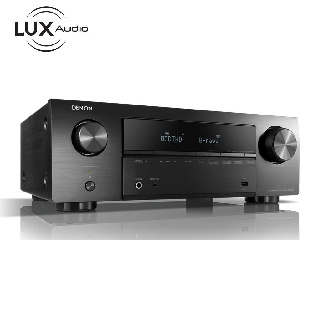 AMPLY DENON AVR X550BT