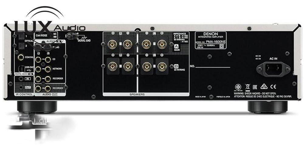 AMPLY DENON PMA-1600NE LUXAUDIO