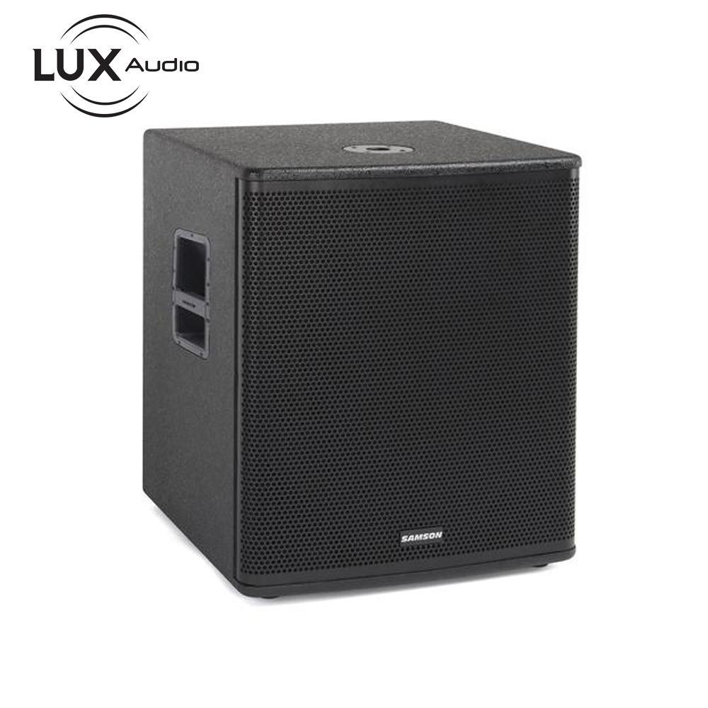 Sub điện SAMSON RSX 118A