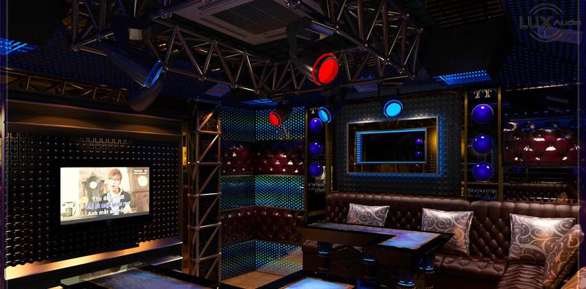 tiêu chuẩn dàn âm thanh karaoke quán hát