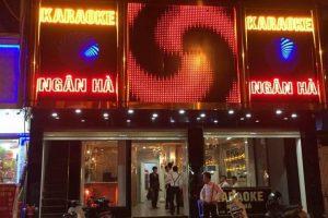 Lắp đặt loa JBL cho Karaoke Ngân Hà – Phố Vọng, Hà Nội